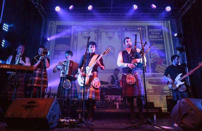 gleadhraich scottish band