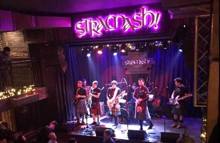 scottish rock band