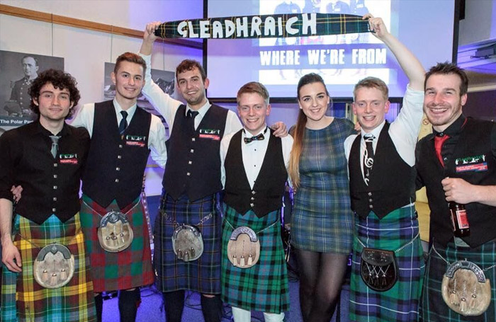 gleadhraich celtic music