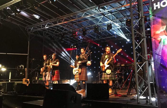 scottish rock band aberdeen