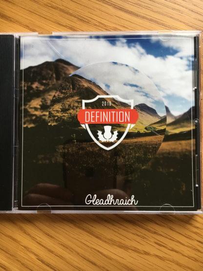 gleadhraich definition album