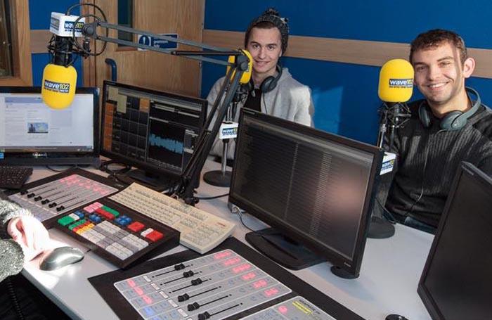 gleadhraich band scotland on radio