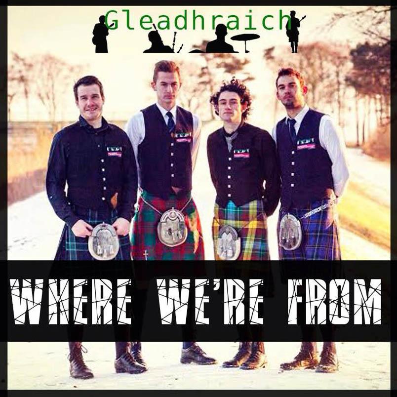 where we are gleadhraich
