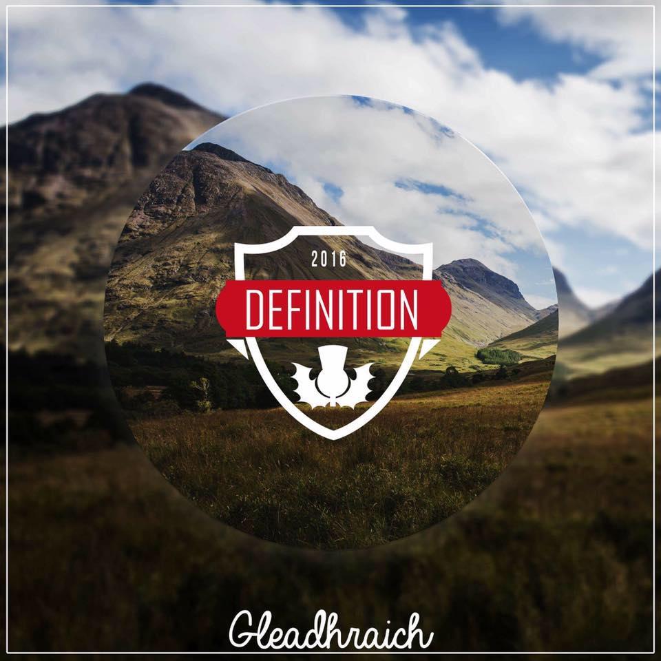 definition album gleadhraich